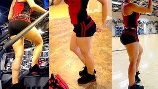How to Gain Weight on Legs and Booty!