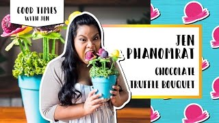 Chocolate Truffle Bouquet | Good Times with Jen