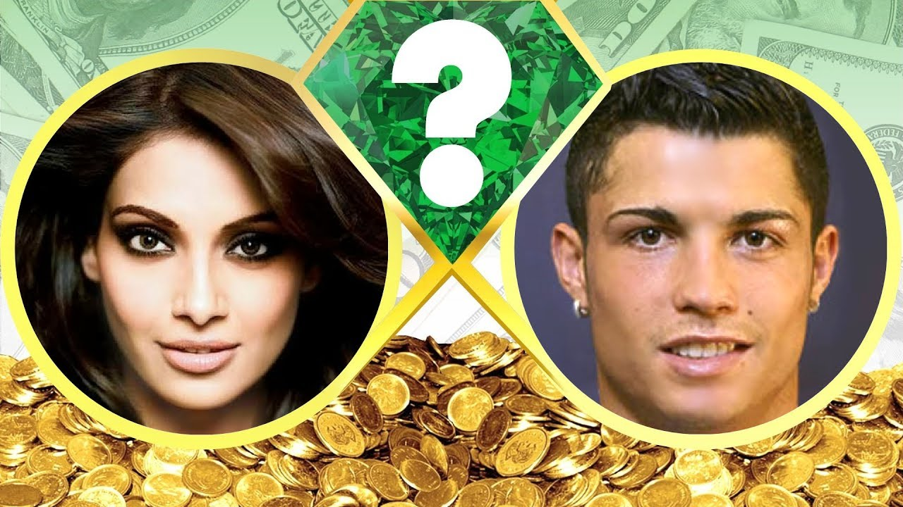Bipasha Basu And Cristiano Ronaldo