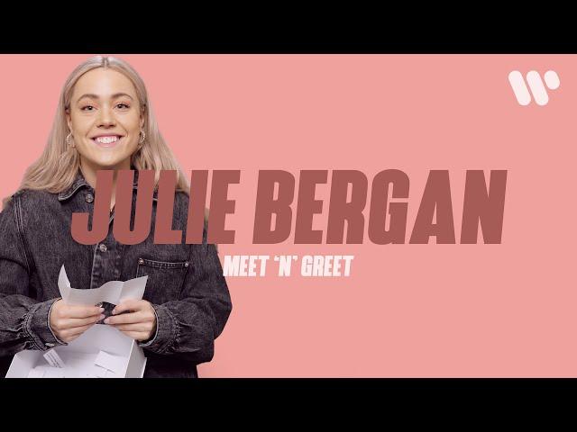 Meet 'n' Greet: Julie Bergan