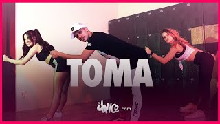 TOMA - Luísa Sonza, MC Zaac | FitDance TV (Coreografia) | Dance Video