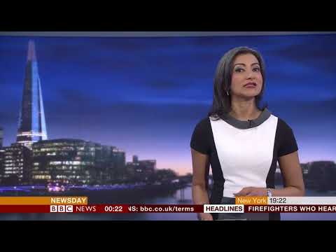 Sharanjit Leyl BBC World Newsday March 28th 2018