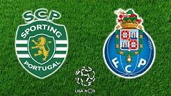 Sporting vs F.C Porto - Liga Nos em direto/livestream hd