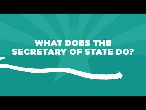 About the Arizona Secretary of State
