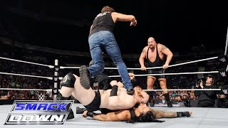 Roman Reigns & Dean Ambrose vs. Sheamus & Big Show: SmackDown, July 16, 2015