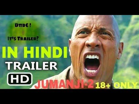JUMANJI 2 TRAILER IN HINDI (2018)  | 18+ ONLY  | JUMANJI 2 TRAILER SPOOF |