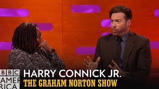 Harry Connick Jr. Tries To Be Coy About Hope Floats | The Graham Norton Show | BBC America