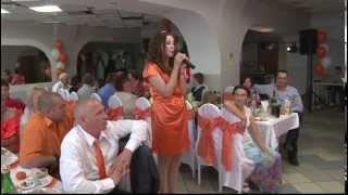 Трогательное поздравление брату от сестры на свадьбе