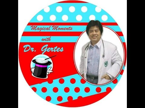 MAGIC AND ILLUSIONS by DR. GERTES
