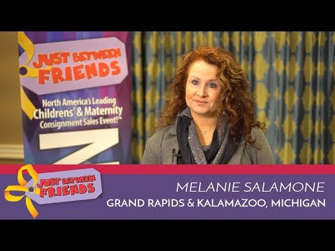 Just Between Friends Franchisee Profile: Melanie Salamone