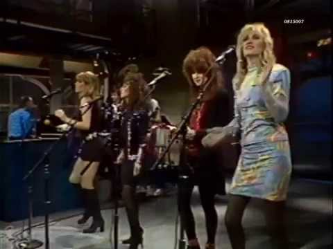 Bangles - If She Knew What She Wants (1986) HD 0815007