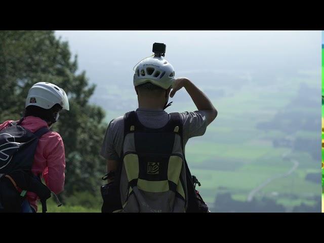 【KPSパラグライダースクール】那須の自然を大空から!パラグライダー体験