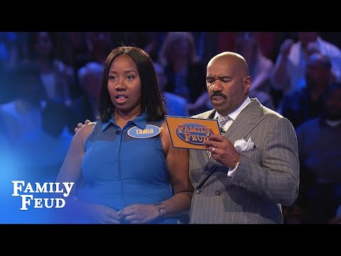 Trust family Fast Money! | Family Feud