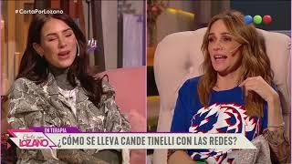 Cande Tinelli en el diván de Vero - Cortá por Lozano 2019