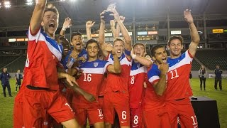 U-20 MNT vs. Australia: Highlights - July 18, 2014