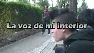 La voz de mi interior - The voice inside me - Cort