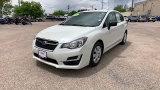 2016 Subaru Impreza Wagon Fort Collins, Greeley, CO, Laramie, Casper, WY D13501