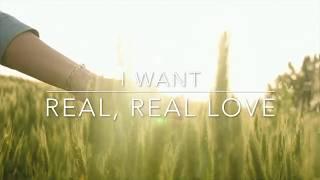 Blanca - Real Love - Instrumental with Lyrics