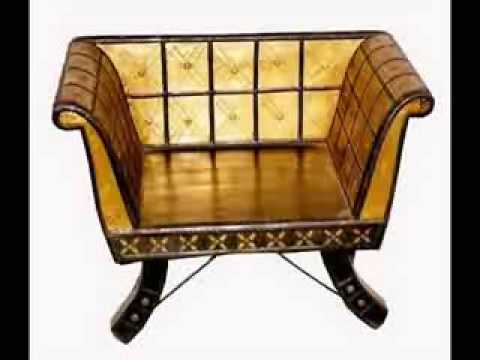Antique Furniture, Indian wooden Antique Furniture Handicraft - YouTube - Antique Furniture, Indian Wooden Antique Furniture Handicraft