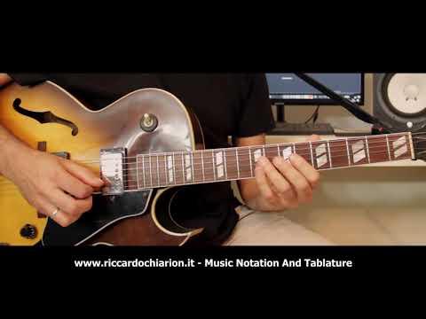 Jazz Guitar Lick #9