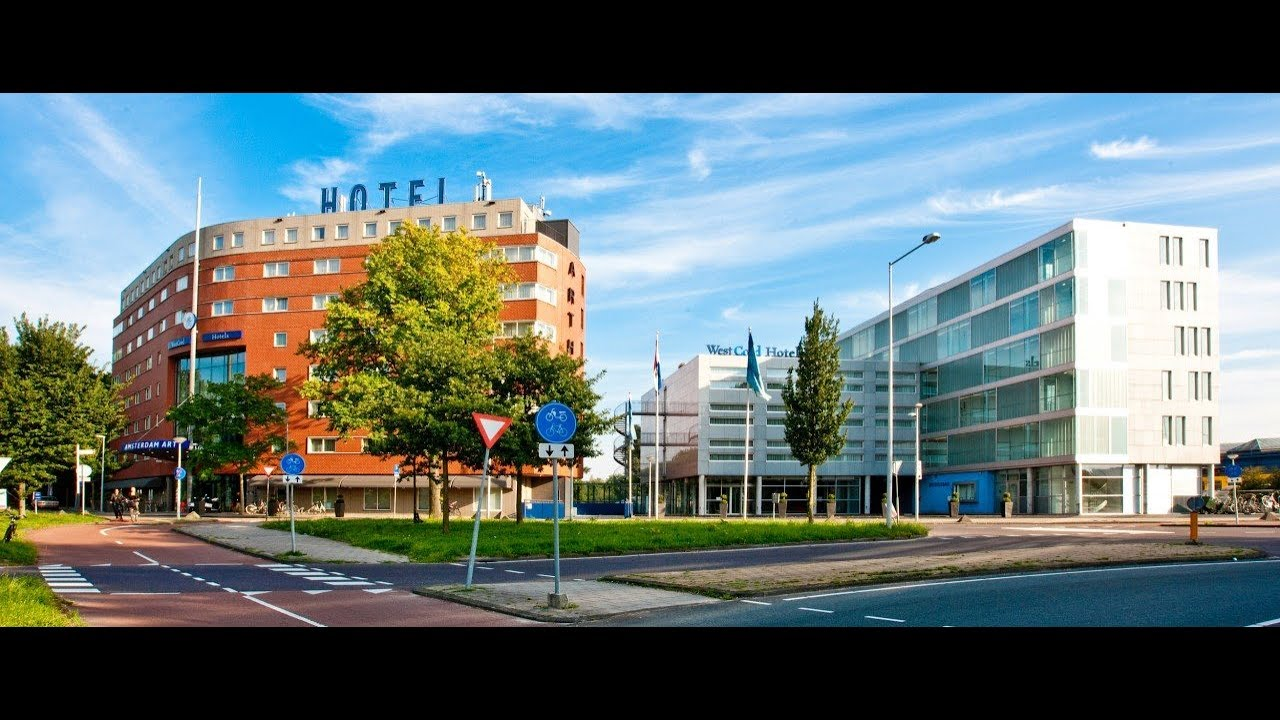Art Hotel Amsterdam Westcord Hotels Unravel Travel Tv