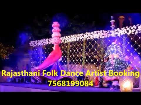 Rajasthani Folk Dance Artist Booking in Jaipur 7568199084