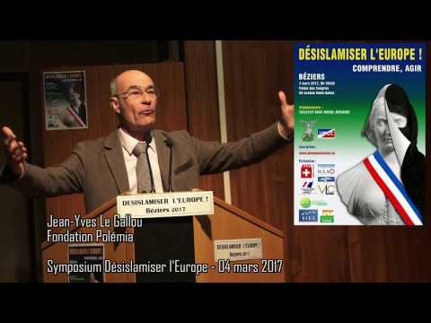 Désislamiser l'Europe : le rôle des médias - Jean-Yves Le Gallou