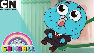 The Amazing World of Gumball | When the Parents Come to Visit | Cartoon Network