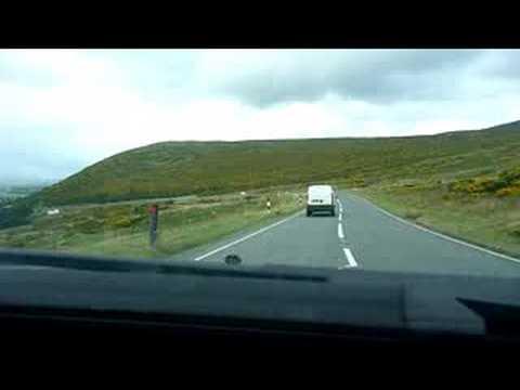 Mondeo ST TDCi - Horseshoe Pass Wales