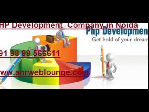 PHP Development Company in Noida