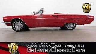 1966 Ford Thunderbird Convertible - Gateway Classic Cars of Atlanta #625
