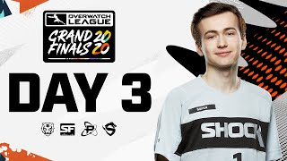 Overwatch League 2020 Season | Grand Finals Weekend | Day 3