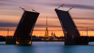 Санкт-Петербург.  Ему нет равных в мире.   Волшебство «Северной Венеции». Россия