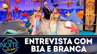 Baixar Entrevista com Bia e Branca Feres | The Noite (28/08/18)