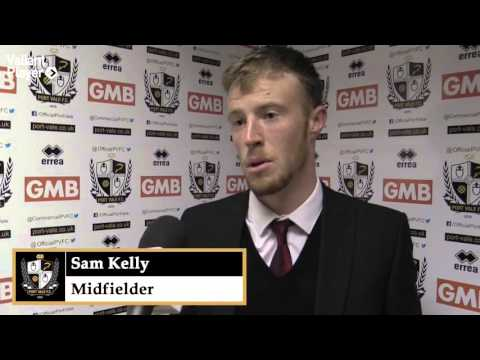 Freeview: Sam Kelly Post Chesterfield (H) 2015/16