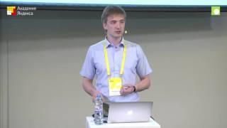 Запись трансляции семинара сообщества Deep Learning Moscow