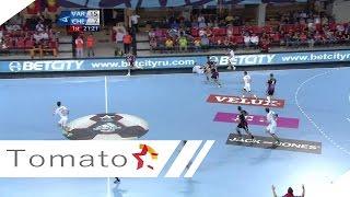 EHF CHAMPIONS LEAGUE 2014/15 Matchday 2 VARDAR - CHEKHOVSKIE MEDVEDI 04 10 2014