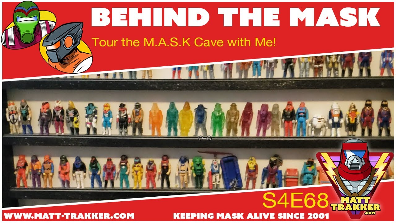 Tour the MASK Cave with Me!