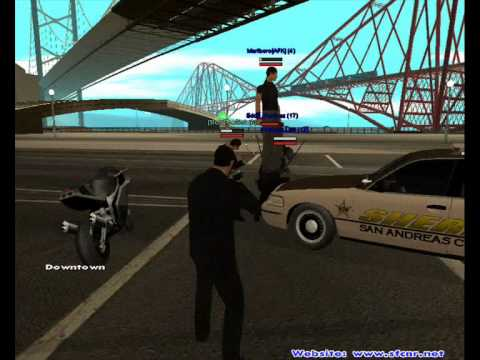 San Fierro Cops And Robbers Server