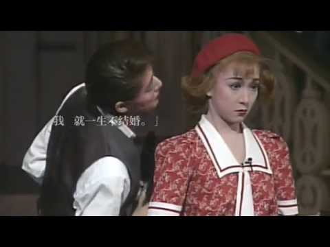 This is a very famous cantonese song in China,the theme song of the movie named 《大话西游》【A Chinese Odyssey.1994】 which is one of the most classic ...