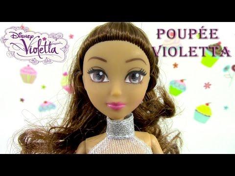 Poupée Violetta qui chante Review Revue