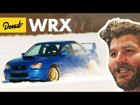 Subaru WRX – Everything You Need to Know | Up To Speed