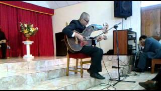 """""""Cristo Señor - Fue por ti que allí""""  (Rodrigo Melendez solista - Rinatía"""""""