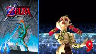 The Legend of Zelda: Ocarina of Time 3D | Part 9 | Magic Fairy Power - Azure Plays