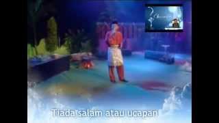 Lagu Raya ~ Sepasang Kurung Biru - Khairil Johari Johar ( + Lirik )