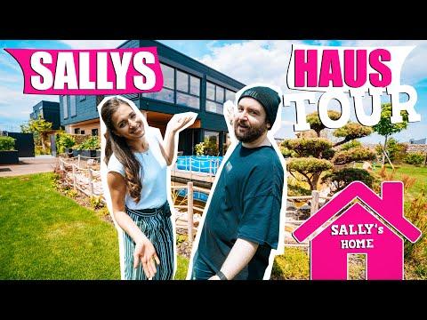 @Sallyswelt HAUS UND STUDIO TOUR | Sally Woche