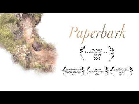 Paperbark - Pre-Order from the App Store