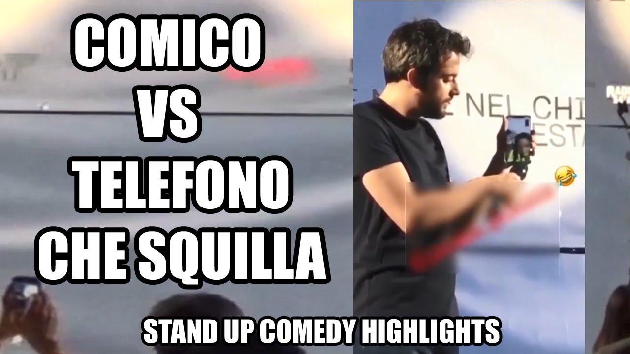 Rapone vs Telefonata dal pubblico - Stand Up Comedy Highlights
