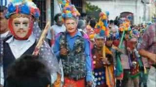 nicaragua folklore la danza negra