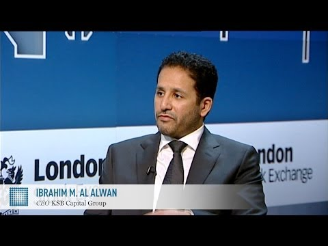Ibrahim M Al Alwan on asset management | KSB Capital Group |